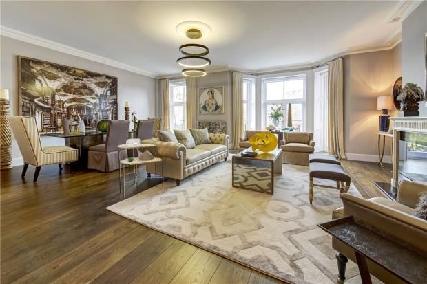 Thumbnail Flat for sale in Drayton Gardens, Chelsea