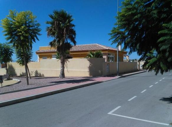 3 bed villa for sale in Spain, Murcia, Fortuna