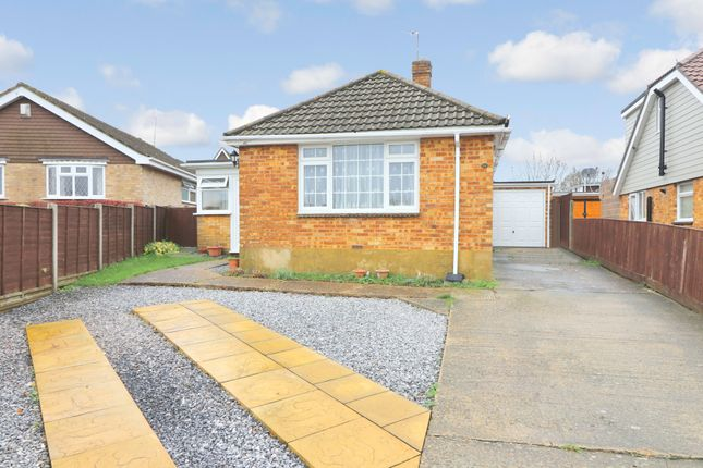 Thumbnail Detached bungalow for sale in Yardley Road, Hedge End, Southampton