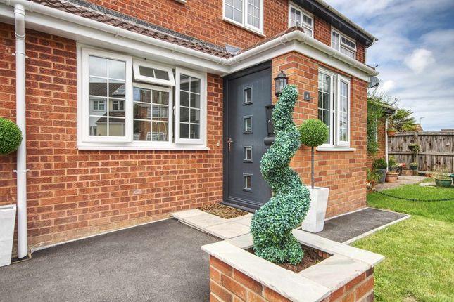 3 bed semi-detached house for sale in Blakeland Road, Fremington, Barnstaple EX31
