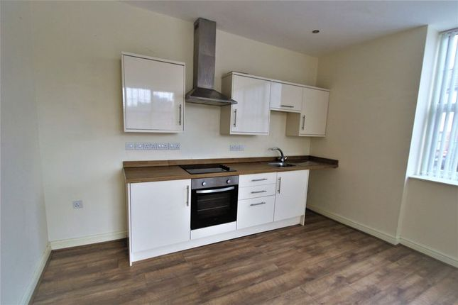 Thumbnail Flat to rent in The Engine, Bridget Street, Rugby