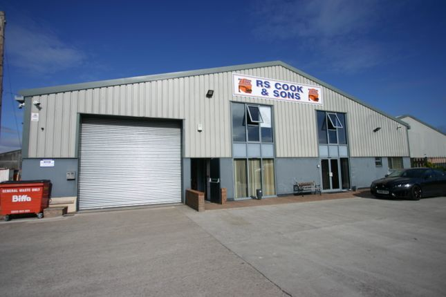 Thumbnail Industrial for sale in Beech Business Park, Bridgwater