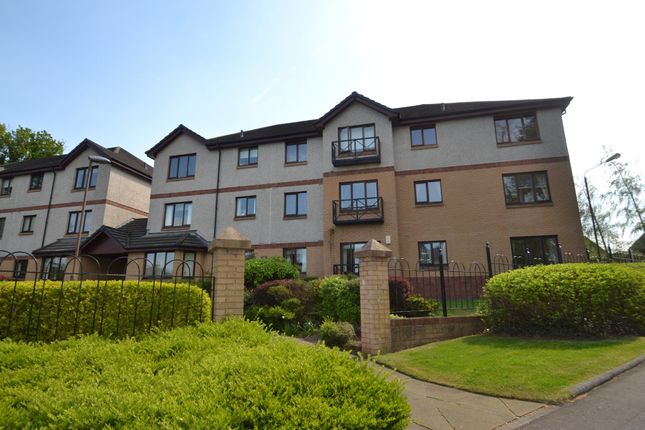 Thumbnail Flat to rent in Annfield Gardens, Stirling