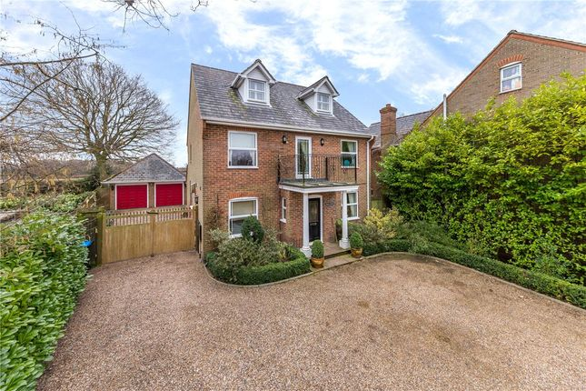 Thumbnail Detached house for sale in Greenacres, Hemel Hempstead, Hertfordshire