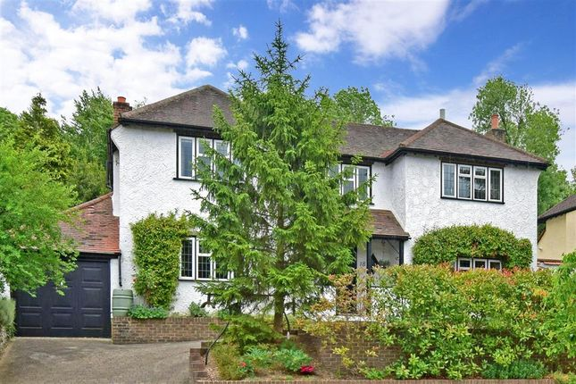 Thumbnail Detached house for sale in Lackford Road, Chipstead, Coulsdon, Surrey