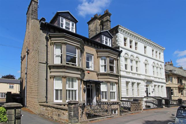 Thumbnail Flat for sale in Park Parade, Harrogate