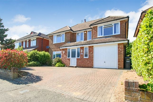 Detached house for sale in Crossways Avenue, East Grinstead, West Sussex