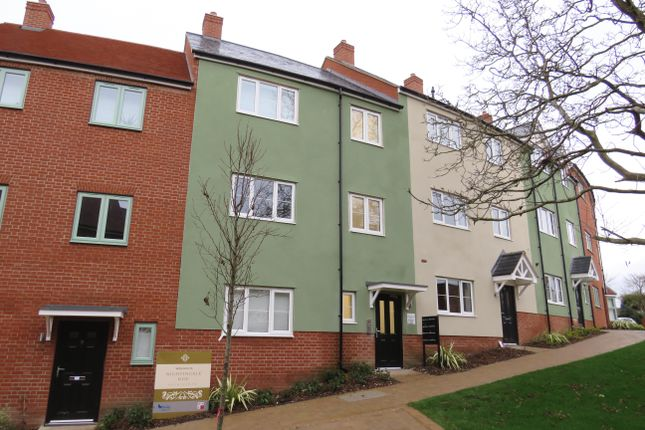 2 bed flat to rent in Summerhouse Hill, Buckingham MK18