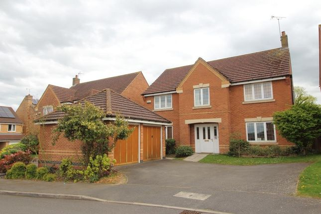 Thumbnail Detached house for sale in Richmond Drive, Grantham