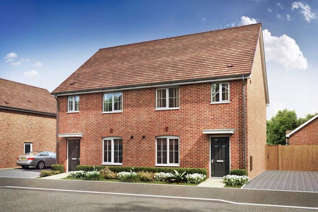 Thumbnail Terraced house for sale in Fontwell Avenue, Eastergate