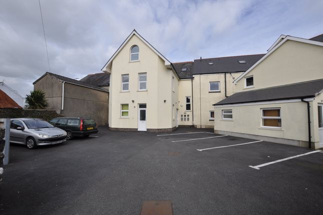 Thumbnail Flat to rent in Llangan Road, Whitland