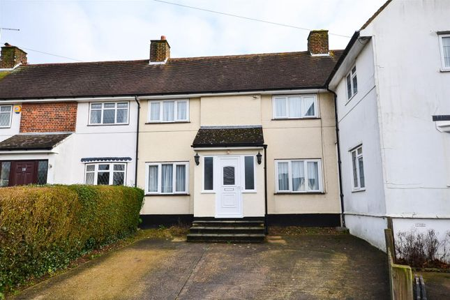 3 bed terraced house for sale in Pepys Crescent, Arkley, Barnet