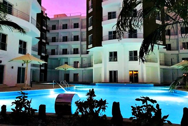 Thumbnail Apartment for sale in Built & Ready To Furnish - 0% Deposit Required, Egypt