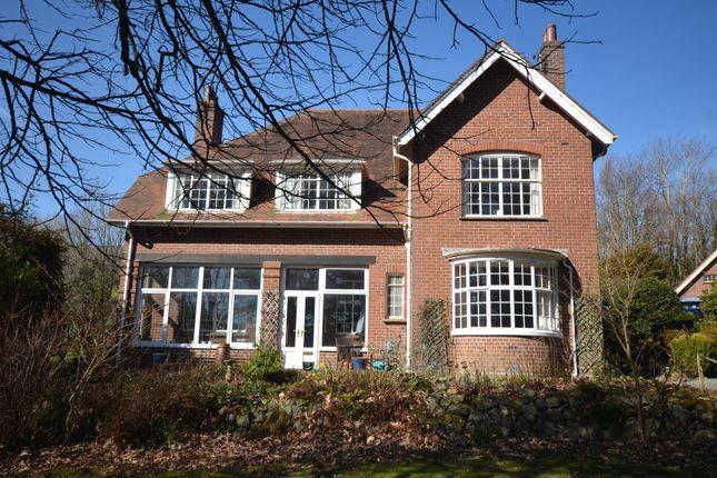 Thumbnail Detached house for sale in Llanbadarn Fawr, Aberystwyth