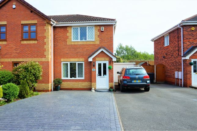 2 bed semi-detached house for sale in Dewchurch Drive, Sunnyhill, Derby