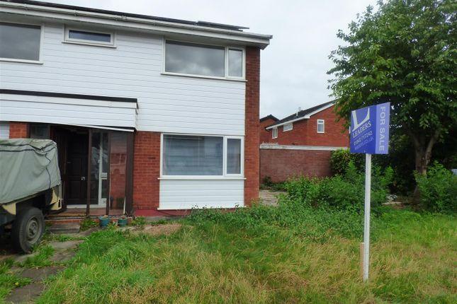 Thumbnail Detached house for sale in Freshfields Drive, Padgate, Warrington