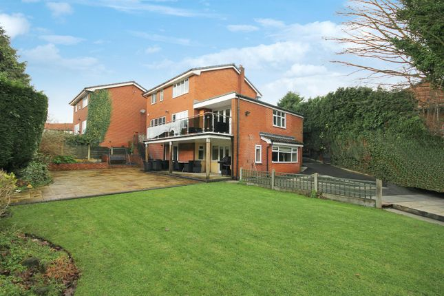 Thumbnail Detached house for sale in Broadoak Road, Great Lever, Bolton