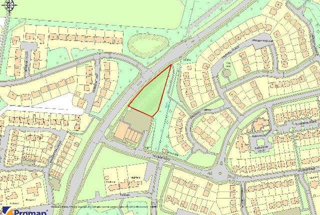 Thumbnail Land for sale in Hillside Road, Portlethen, Aberdeen