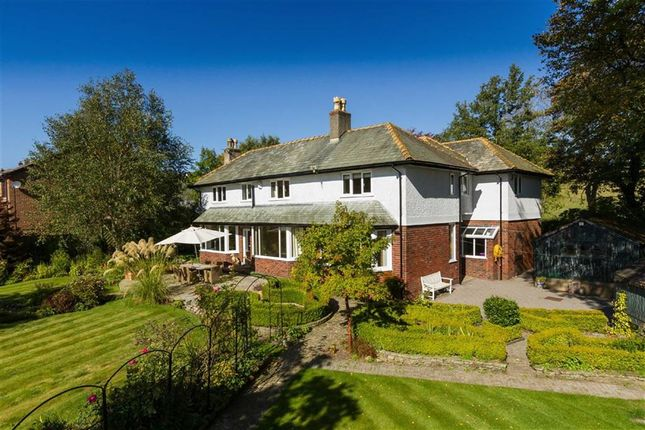 Thumbnail Detached house for sale in Dilworth Lane, Longridge, Preston