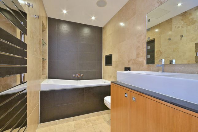 Bathroom of North Audley Street, London W1K