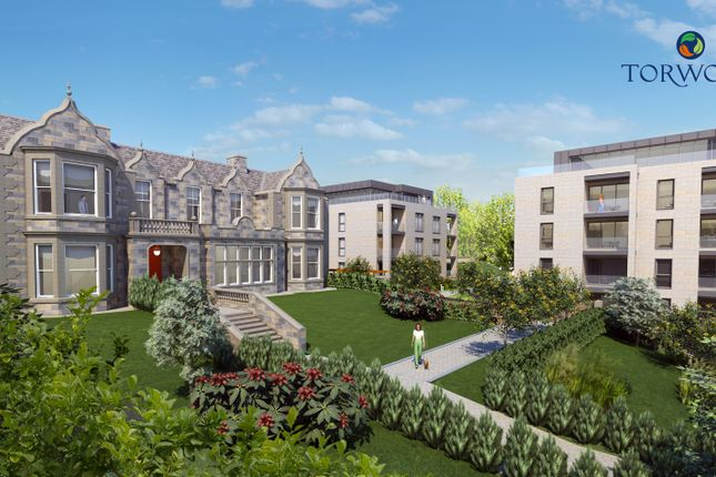 Thumbnail Terraced house for sale in Plot 2 Torwood House, 30 Corstorphine Road, Murrayfield, Edinburgh