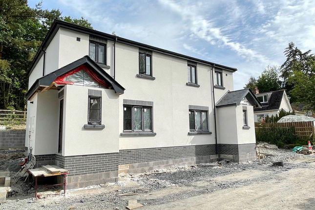 Thumbnail Semi-detached house for sale in Hafren Close, Hafren Terrace, Llanidloes, Powys