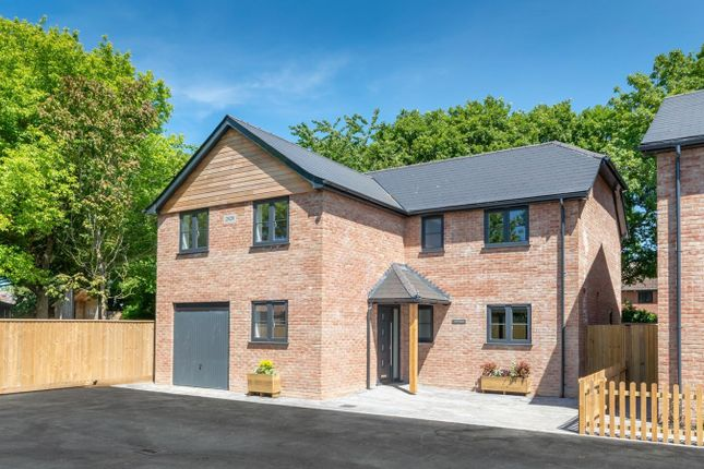 Thumbnail Detached house for sale in The Yard, Station Road, Sway