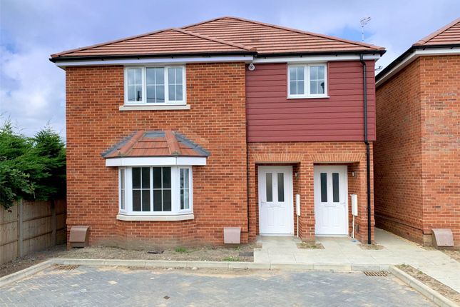 2 bed flat for sale in Flat 1, 3 Halifax Close, Worplesdon, Guildford, Surrey GU3