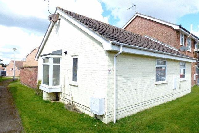 Thumbnail Semi-detached bungalow for sale in Kipling Close, Kessingland, Lowestoft
