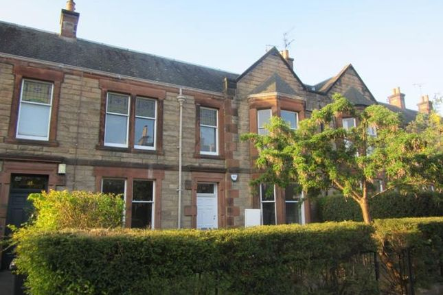 Thumbnail Terraced house to rent in St. Albans Road, Edinburgh