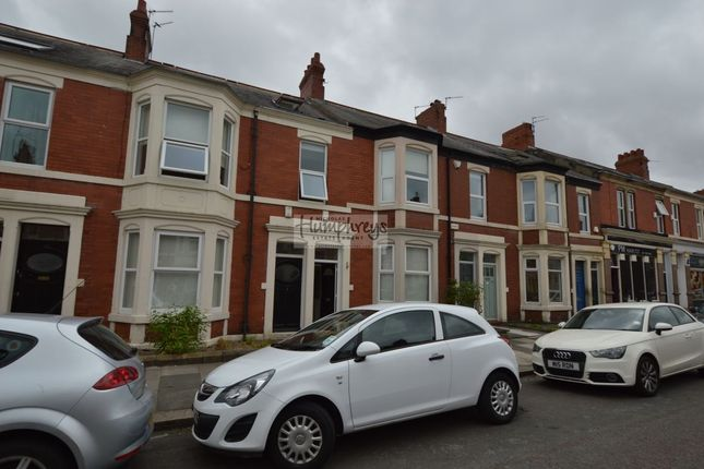 Thumbnail Flat to rent in Newlands Road, Jesmond, Newcastle Upon Tyne