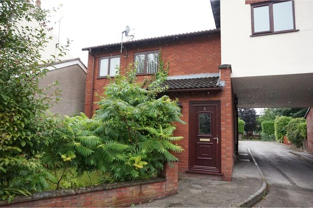 Thumbnail Flat for sale in Chester Road, Lavister