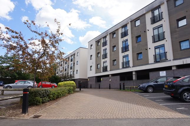 Thumbnail Flat for sale in Paladine Way, Coventry
