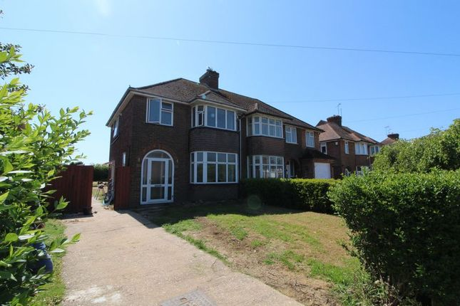 Thumbnail Semi-detached house to rent in Turnfurlong, Aylesbury