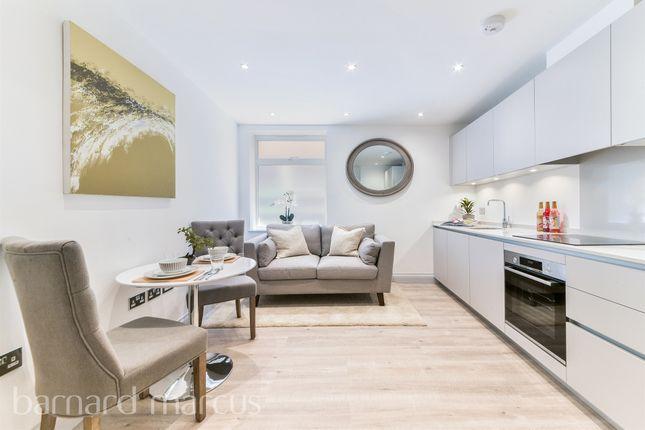 Thumbnail Flat for sale in Devonhurst Place, Heathfield Terrace, Chiswick