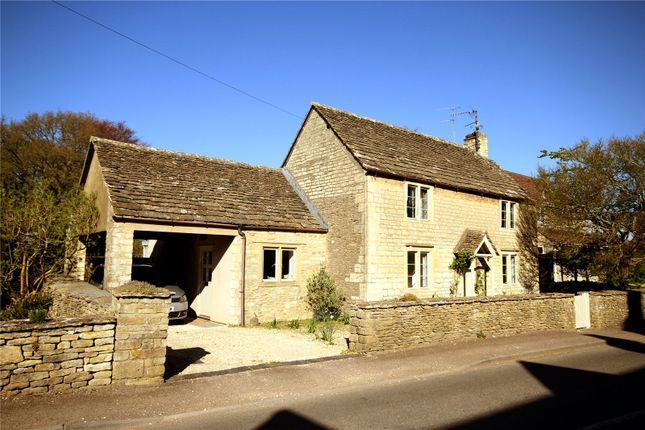 4 bed detached house for sale in The Street, Acton Turville, Badminton, South Gloucestershire GL9
