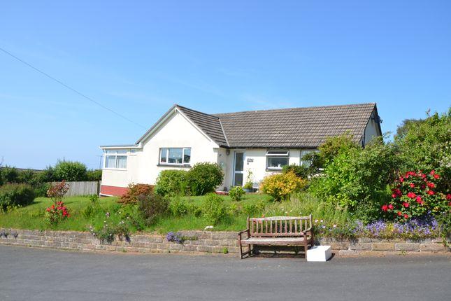 Thumbnail Detached bungalow for sale in Ilfracombe, Devon
