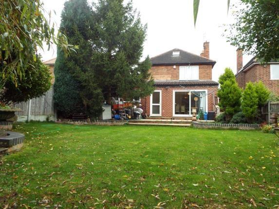 Thumbnail Detached house for sale in Aspley Park Drive, Aspley, Nottingham, Nottinghamshire