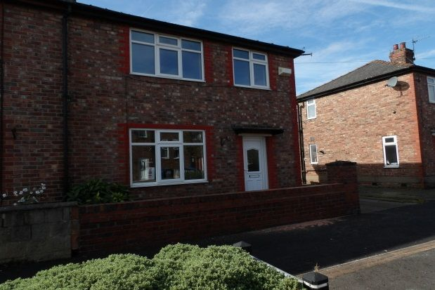Thumbnail Property to rent in Slater Street, Latchford