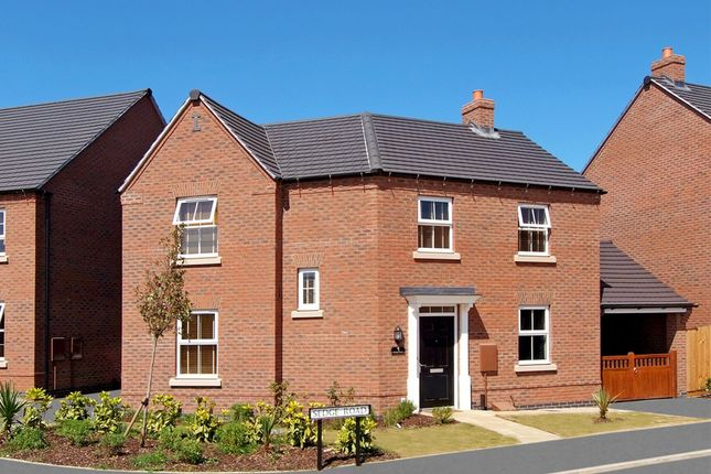 "Thumbnail Detached house for sale in ""Fairway"" at Park View, Moulton, Northampton"