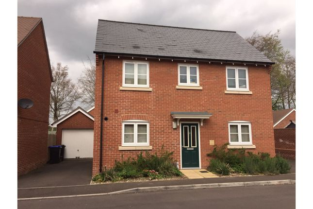 Thumbnail Detached house for sale in Bluebell Way, Salisbury