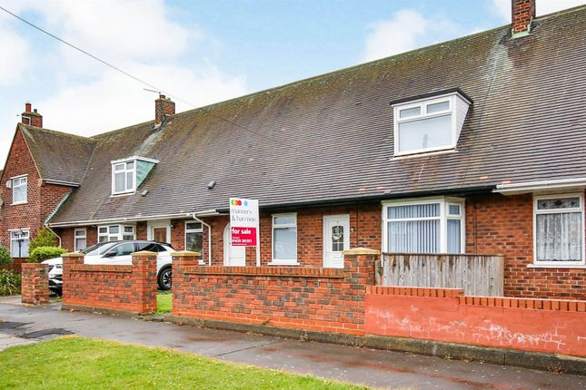 2 bed terraced house for sale in Ayr Grove, Hartlepool TS25