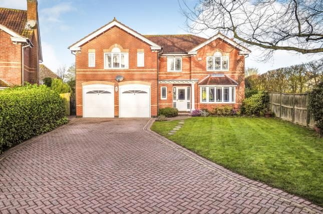 Thumbnail Detached house for sale in Covent Gardens, Upper Saxondale, Nottingham, Nottinghamshire