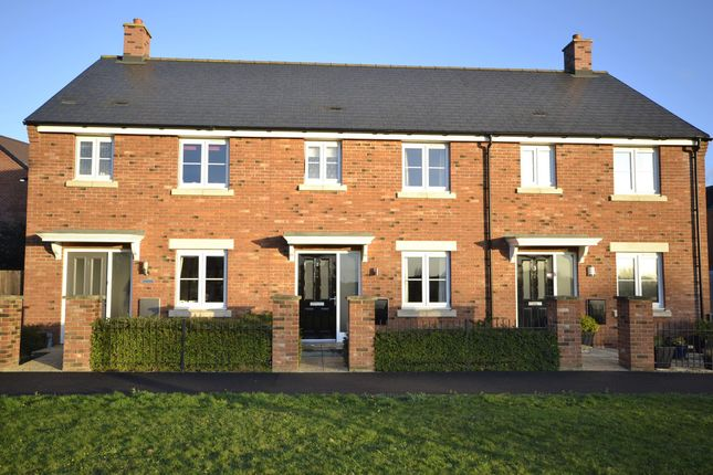 Thumbnail Terraced house to rent in Wontley Drive, Bishops Cleeve