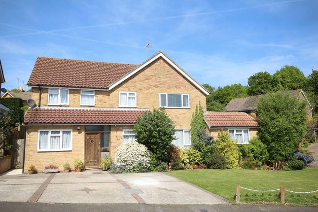 Thumbnail Detached house for sale in Orchard Way, Horsmonden, Tonbridge