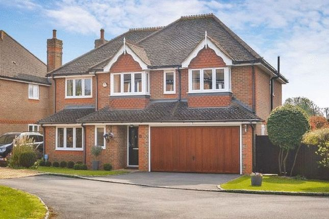 Thumbnail Detached house for sale in Bardolphs Close, Princes Risborough