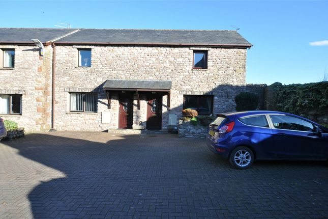 Thumbnail End terrace house for sale in 8 Stonehill Mews, Kirkby Stephen, Cumbria