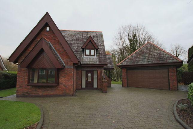 Thumbnail Detached house to rent in Castle Walk, Penwortham, Preston