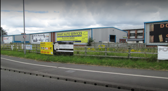Thumbnail Commercial property for sale in Deeside, Clwyd