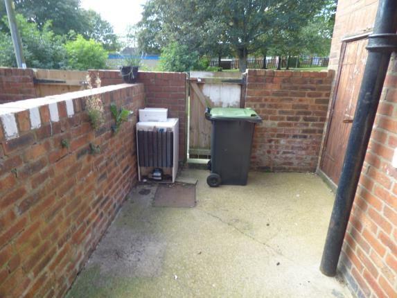 Garden of Blandford Street, Ferryhill, Durham DL17